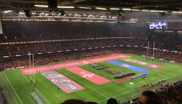 Rugby Tours To Cardiff - Irish Rugby Tours