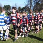 Altrincham Kersal RFC Under 13's Dublin Rugby Tour