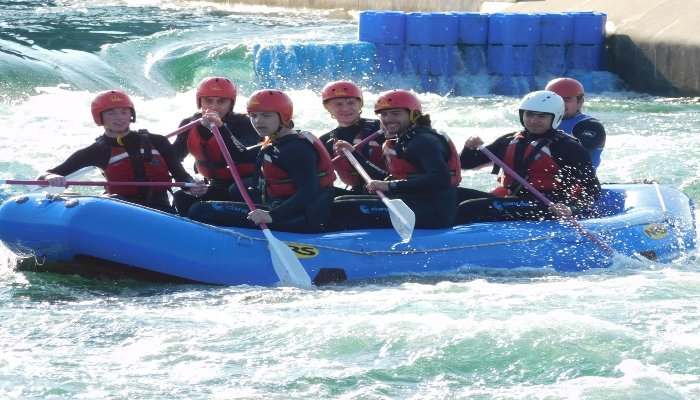 Cardiff White Water Centre - Rugby Tours To Cardiff, Irish Rugby Tours