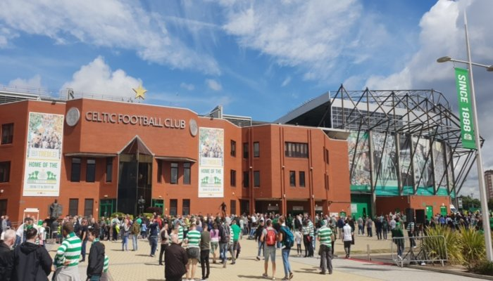Celtic Park - Irish Rugby Tours, Rugby Tours To Glasgow