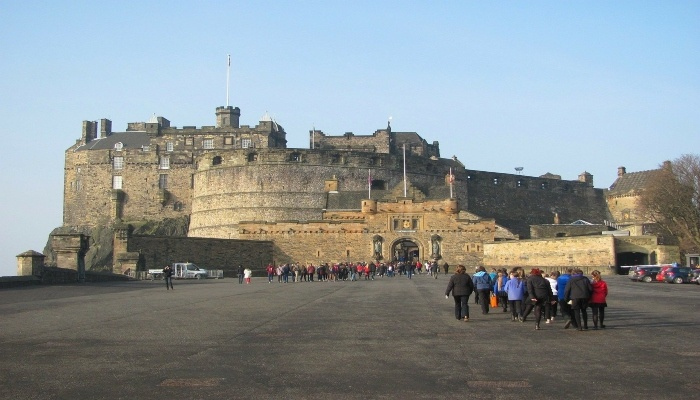 Edinburgh - Rugby Tours to Edinburgh, Irish Rugby Tours