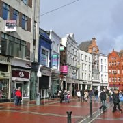 Grafton Street - Irish Rugby Tours, Rugby Tours To Dublin