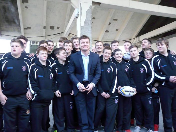 Launceston RFC Under 14's Rugby Tour to Dublin