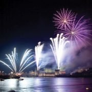 Limerick Fireworks - Irish Rugby Tours, Rugby Tours To Limerick