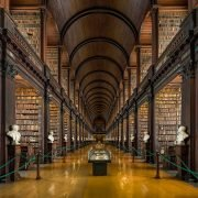Long Room Trinity College Dublin - Irish Rugby Tours, Rugby Tours To Dublin