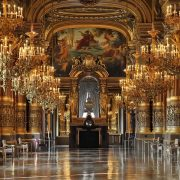 Paris Opera House - Irish Rugby Tours to France