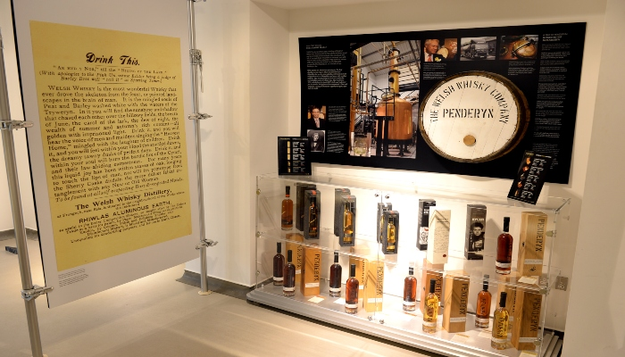 Penderyn Distillery - Rugby Tours To Swansea, Irish Rugby Tours