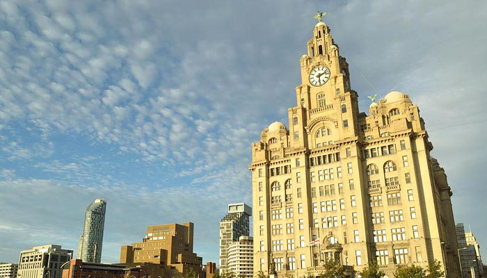 Irish Rugby tours to Liverpool