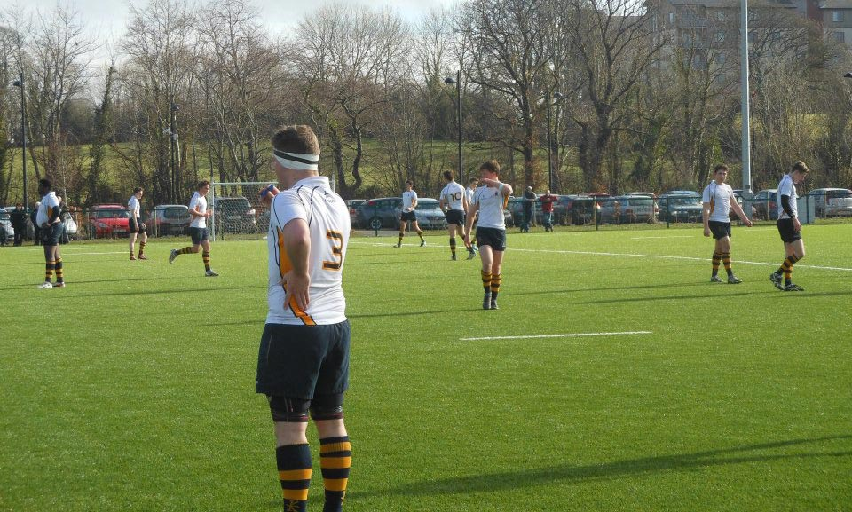 Shrewsbury School U18's Tour to Limerick