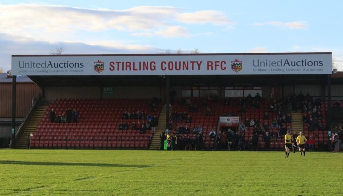 Stirling RFC - Irish Rugby Tours, Rugby Tours To Stirling