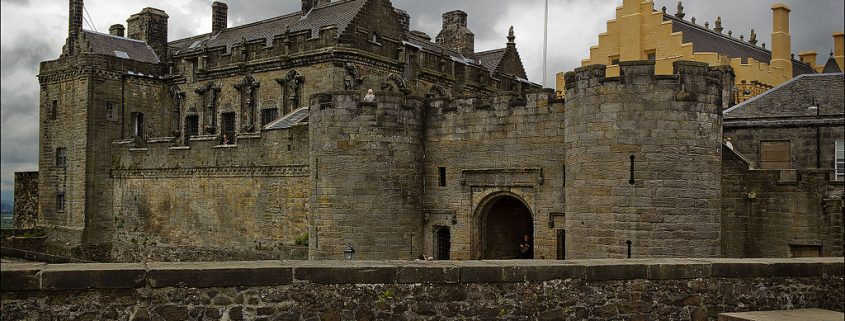 Stirling Castle - Scotland Rugby Tours