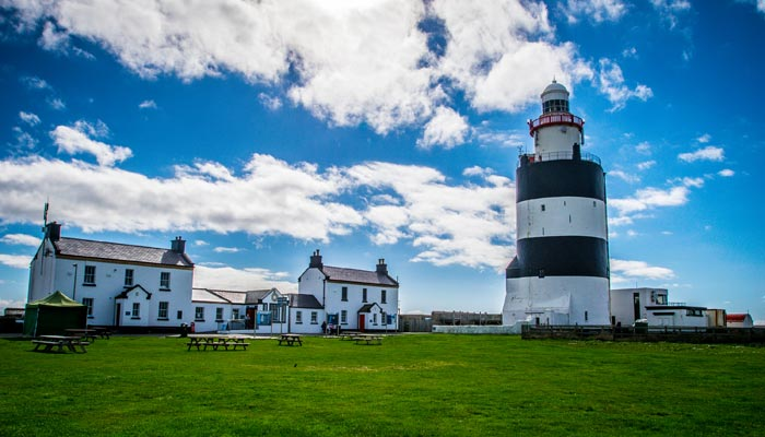 Irish Rugby Tours to Wexford - Hook Head Lightouse