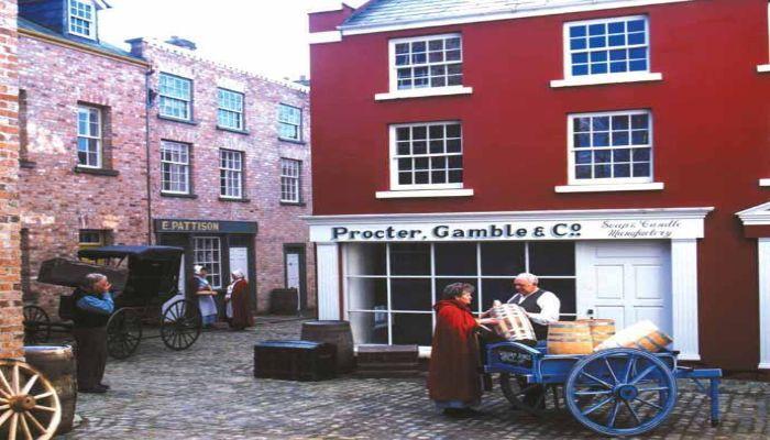 Ulster American Folk Museum