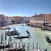 Venice Grand Canal - Irish Rugby Tours, Rugby Tours To Venice