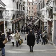 Walking In Venice - Irish Rugby Tours, Rugby Tours To Venice