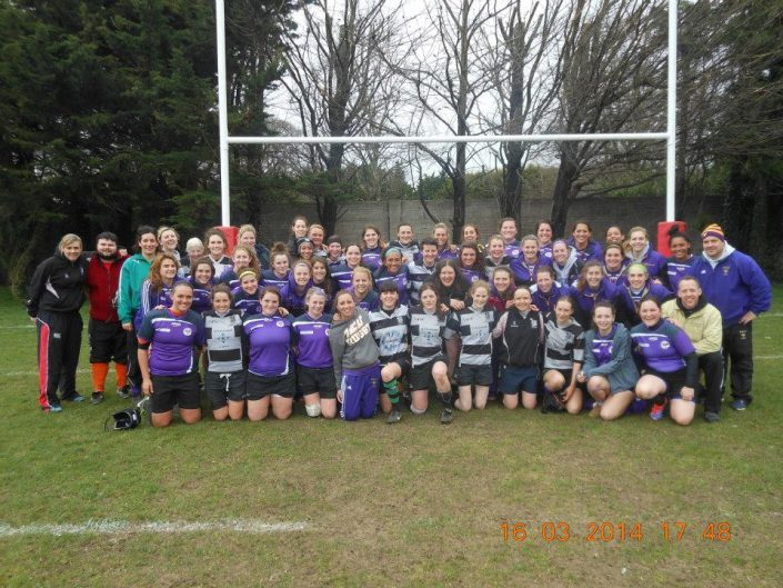 West Chester University WRFC Ireland