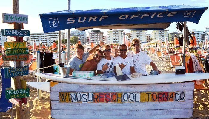 Windsurf School Tornado - Rugby Tours To Lignano Sabbiadoro, Irish Rugby Tours