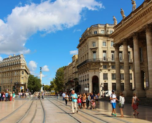 Rugby Tours to Bordeaux