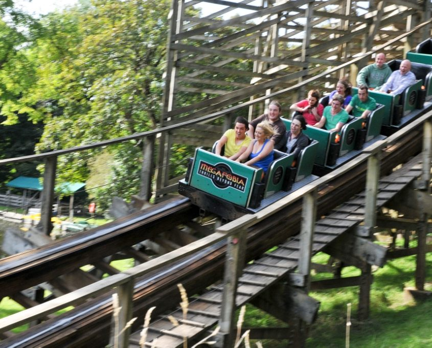 Oakwood Theme Park - Rugby Tours to Wales
