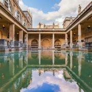 Irish Rugby Tours to Bath - Roman Baths