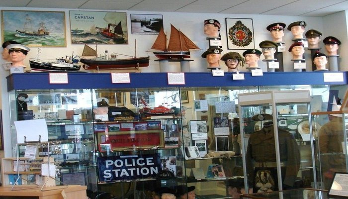 Oban War And Peace Museum - Irish Rugby Tours, Rugby Tours To Oban