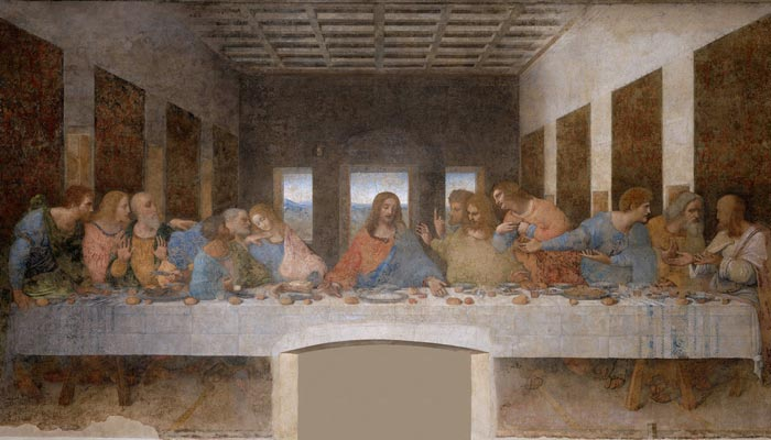Irish Rugby Tours to Italy - Milan - Last Supper Painting