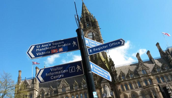Rugby Tours to Manchester - Walking Tours