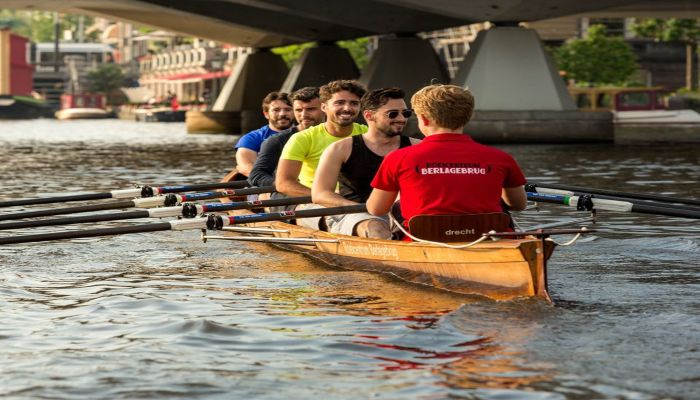 Amsterdam Rowing - Rugby Tours To Amsterdam, Irish Rugby Tours
