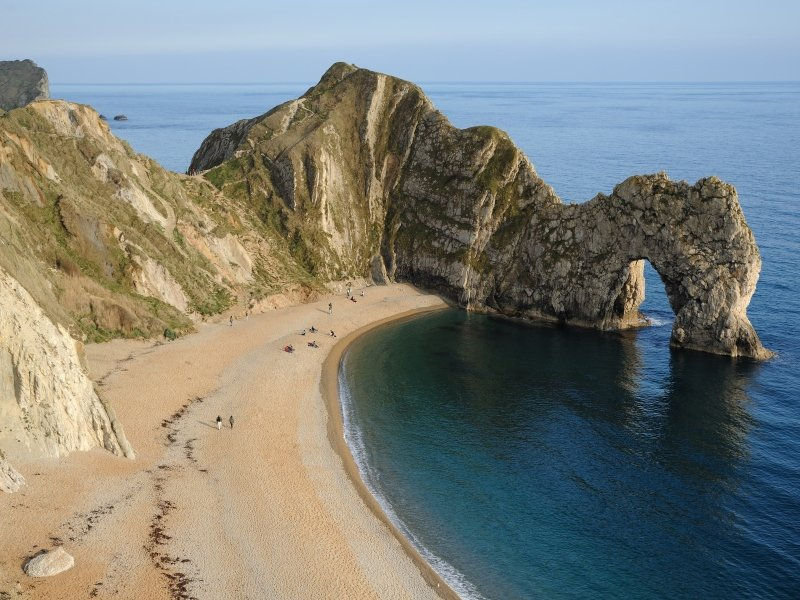 Dorset's Durdle Door - Irish Rugby Tours, Rugby Tours To The West County