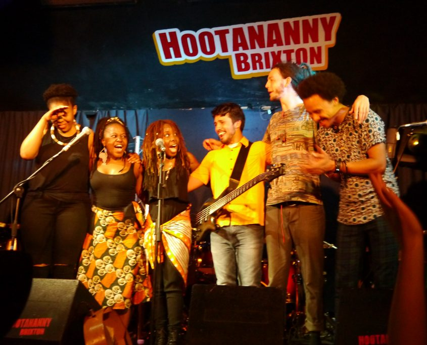 Hootenanny Brixton - Rugby Tours in London
