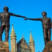 Joining Forces - Irish Rugby Tours, Rugby Tours To Derry