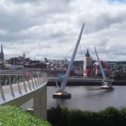 Peace Bridge - Irish Rugby Tours, Rugby Tours To Derry