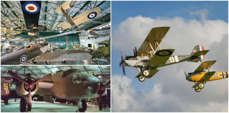 The Royal Air Force Museum