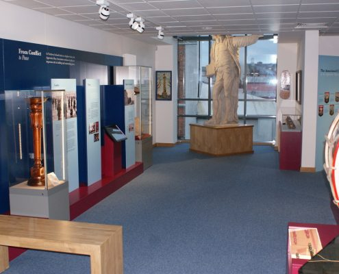 Seige Museum, Londonderry - Irish Rugby Tours, Rugby Tours To Derry