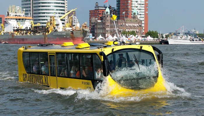 Splash Tours Rotterdam - Rugby Tours To Rotterdam, Irish Rugby Tours