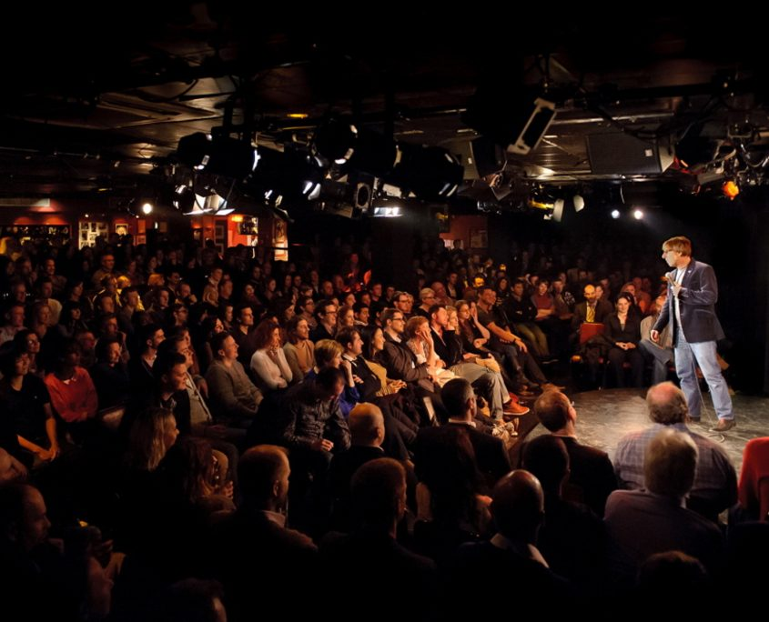 Stand Up Comedy Club - Rugby Tours in London