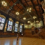 Londonderry Guildhall - Irish Rugby Tours, Rugby Tours To Derry