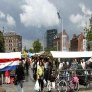 Blaak Markt - Irish Rugby Tours, Rugby Tours To Rotterdam