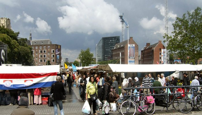 Blaak Markt - Rotterdam