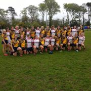 Basingstoke U18 Girls At Donaghadee RFC - Irish Rugby Tours