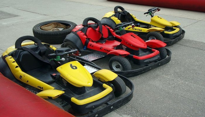 Go Karting - Valencia Rugby Tours