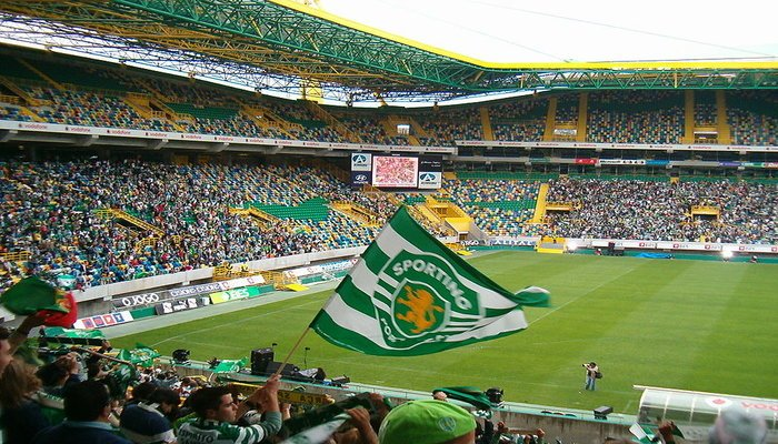 Sporting Lisbon Football Stadium - Irish Rugby Tours To Portugal, Rugby Tours To Lisbon