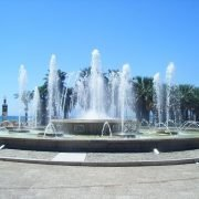 Salou Fountain - Rugby Tours To Salou, Irish Rugby Tours