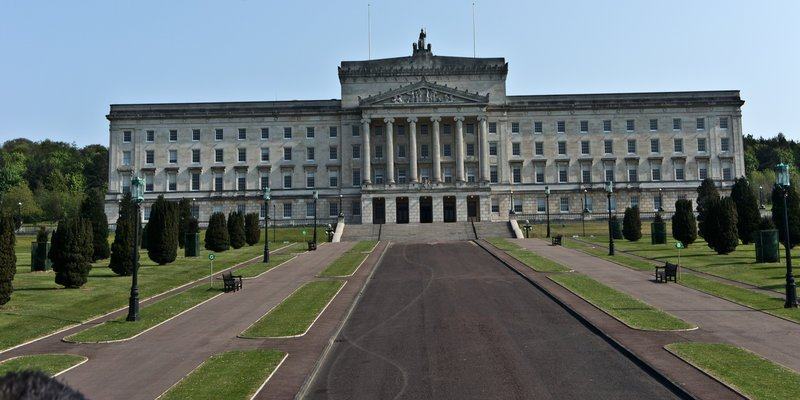 Stormont Castle - Irish Rugby Tours, Rugby Tours To Belfast