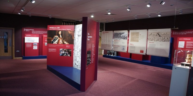Siege Museum - Irish Rugby Tours, Rugby Tours To Derry