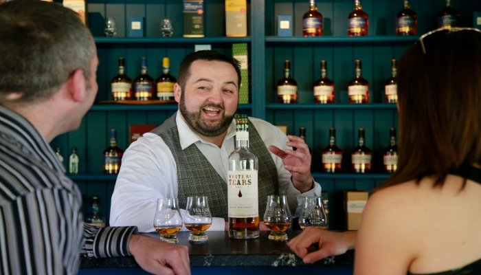 Walsh Whiskey Distillery - Irish Rugby Tours, Rugby Tours To kilkenny