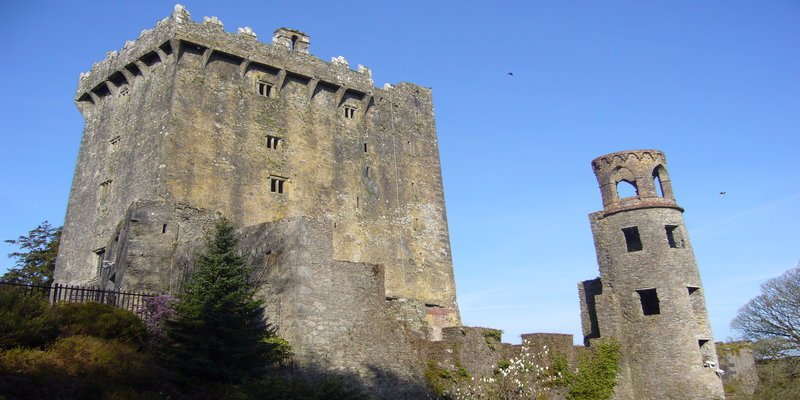 Blarney Castle - Irish Rugby Tours, Rugby Tours To Cork