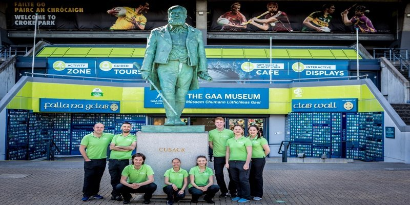 Croke Park - Irish Rugby Tours, Rugby Tours To Dublin