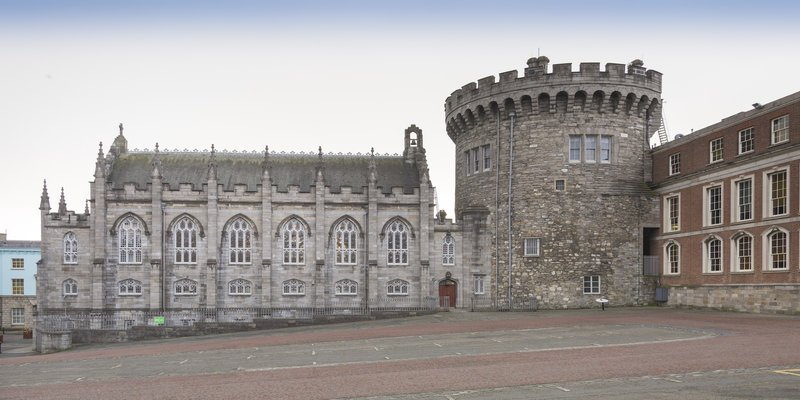 Dublin Castle - Irish Rugby Tours, Rugby Tours To Dublin