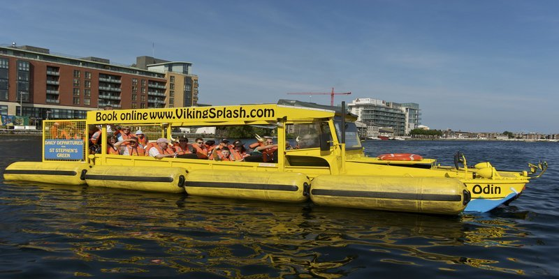 Viking Splash Tours - Irish Rugby Tours, Rugby Tours To Dublin